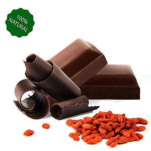Bombons que Auxiliam sua Dieta Chocolate com Goji Berry ORIGINAL