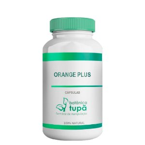 Orange Plus - Emagrecedor
