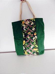 Ecobag Tropical Patchwork