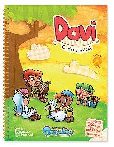 Musical Infantil Querubim - Davi, O Rei Musical