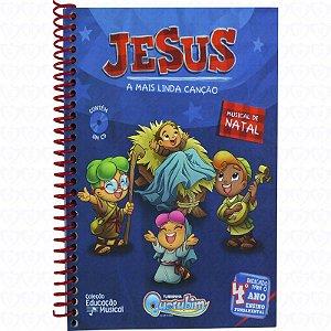 Musical Querubim - Jesus a Mais Linda Canção