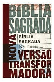 BÍBLIA SAGRADA NVT TIPOS - LETRA NORMAL