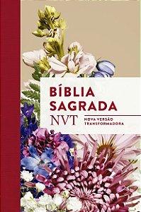 BÍBLIA SAGRADA NVT BUQUE - LETRA NORMAL