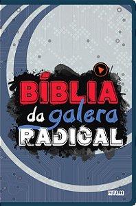 Bíblia da Galera Radical - Azul