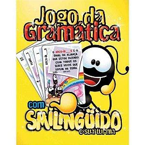 Jogo da Gramatica com Smilinguido - Amarelo