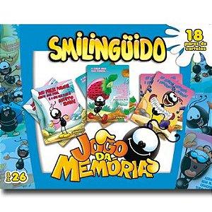 Jogo De Memoria - Azul