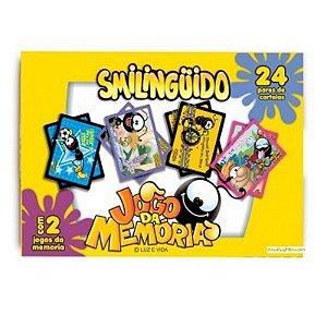 Jogo da Memoria - Amarelo 24 Pç
