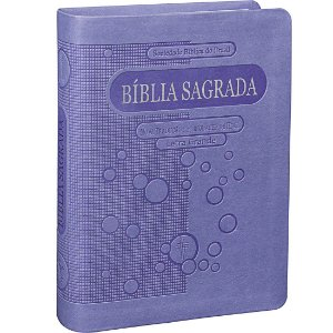 BÍBLIA SAGRADA LETRA GRANDE - 12x17