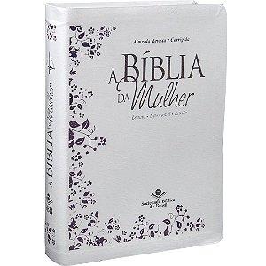 A Bíblia da Mulher - Branca (Grande)