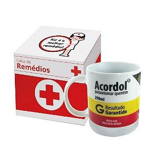 Caneca Acordol + CX