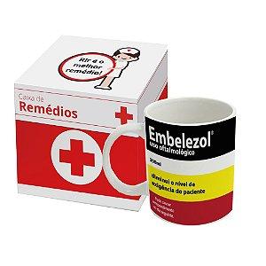 Caneca Embelezol + cx