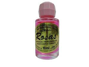 Óleo Rosas - 10 ML