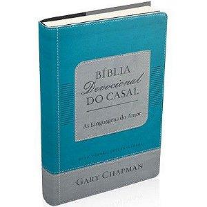 Bíblia Devocional do Casal NVI - Verde