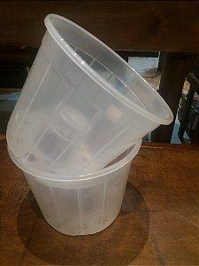 Vaso plástico Transparente 14