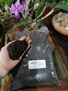 Casca de Arroz Carbonizado G