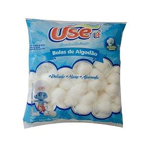 Algodão Bolas 30G Use It - 10 Pacotes