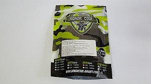 BBs para Airsoft Honor Code Precision 0.36g - 1.500un