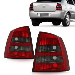 Lanterna Traseira Astra Sedan Fumê (2003/2011) - Original ARTEB