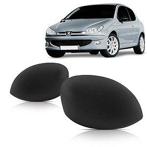 Capa Retrovisor Peugeot 206/Xsara Picasso para Pintura (2004/2013) - Original FICOSA