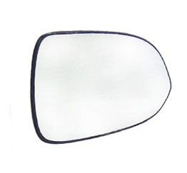 Lente Retrovisor Fit com Base (2003/2008) - Original FICOSA
