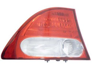 Lanterna Traseira New Civic (2007/2012) - Original VALEO