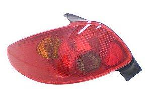 Lanterna Traseira Peugeot 206 (2004/2009) - Original VALEO