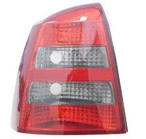 Lanterna Traseira Astra Sedan Bicolor Fumê (2003/2010) - RN