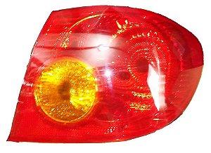 Lanterna Traseira Corolla Seta Âmbar (2003/2004) - RN