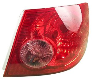Lanterna Traseira Corolla Seta Rosada (2005/2008) - RN