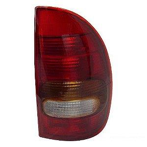 Lanterna Traseira Corsa Wagon Tricolor 4P (1995/1999) - COFRAN