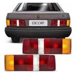 Lanterna Traseira Escort Tricolor (1987/1992) - COFRAN