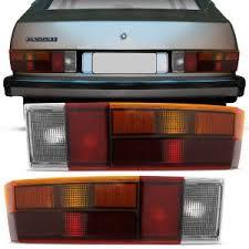 Lanterna Traseira Passat Tricolor (1973/1989) - COFRAN