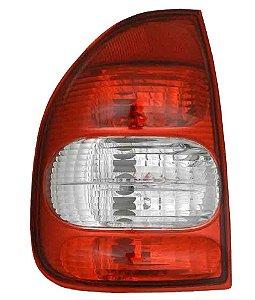 Lanterna Traseira Corsa Sedan Bicolor Ré Cristal (2000/2010) - RN