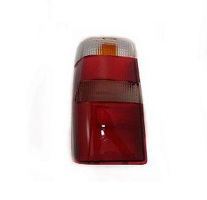 Lente Lanterna Traseira Fiorino Bicolor (2004/2012) - FITAM