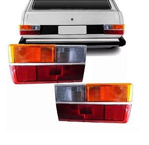 Lanterna Traseira Gol Tricolor (1980/1986) - AMG
