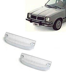 Lente Dianteira Chevette Cristal (1973/1982) - AMG