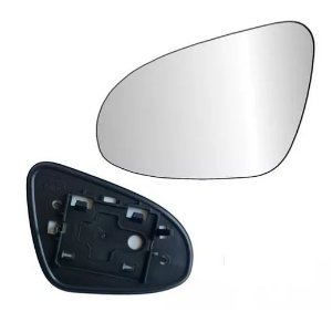 Lente Retrovisor Corolla/Etios Com Base (2015) - METAGAL