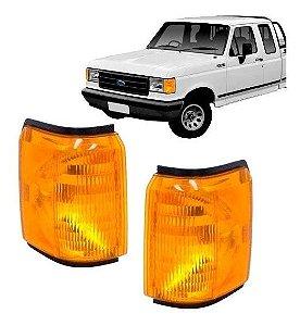 Lanterna Dianteira F1000 Superior Ambar- RCD
