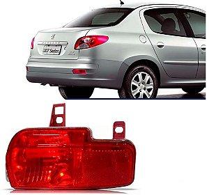 Lanterna Neblina Peugeot 207 Sedan (2008/2013) - FITAM
