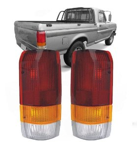 Lanterna Traseira F1000 Pick Up (1996/1999) - FITAM