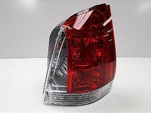 Lanterna Traseira Palio (2008/2015) Vermelha/Cristal - ORIGINAL