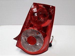 Lanterna Traseira Picanto (2008/2011) Vermelha/Rosa - ORIGINAL