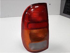 Lanterna Traseira Saveiro (1995/2000) Tricolor - ORIGINAL
