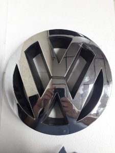 Emblema Grade VW Constellation - ORIGINAL