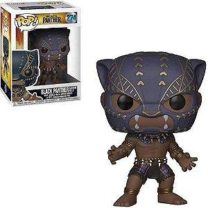Funko Pop Marvel Black Panther Warrior Falls #274