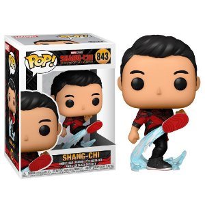 Funko Pop Shang-Chi And The Legend Of The Ten Rings Shang-Chi #843