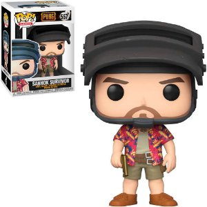 Funko Pop Sanhok Survivor 557