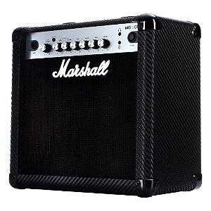 Amplificador Marshall MG15CFR Combo p/ Guitarra 15W