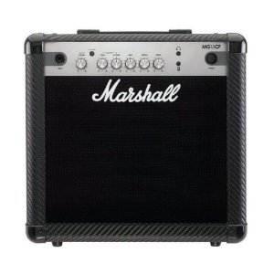 Amplificador Marshall MG15CF Combo p/ Guitarra 15W