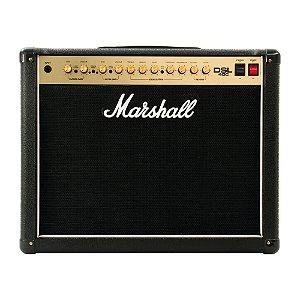 """Amplificador Valvulado Marshall DSL40C Combo p/ Guitarra 40W 12"""""""